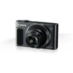Canon PowerShot SX620HS, Black - 20MP, 25x zoom + pouzdro Canon...