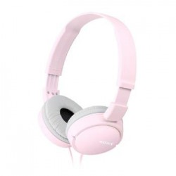 SONY MDR-ZX110 Uzavřená sluchátka na uši - Pink MDRZX110P.AE