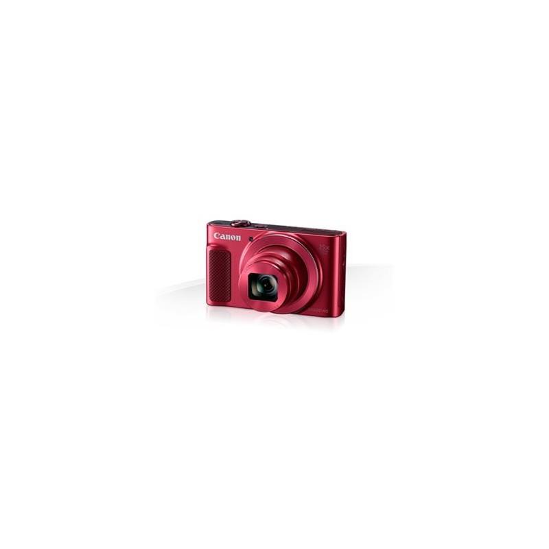 Canon PowerShot SX620HS, Red - 20MP, 25x zoom + pouzdro Canon DCC-1500 1073C002