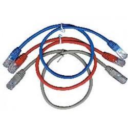 Eth Patch kabel GEMBIRD c5e UTP  2m RED ETH0521AL
