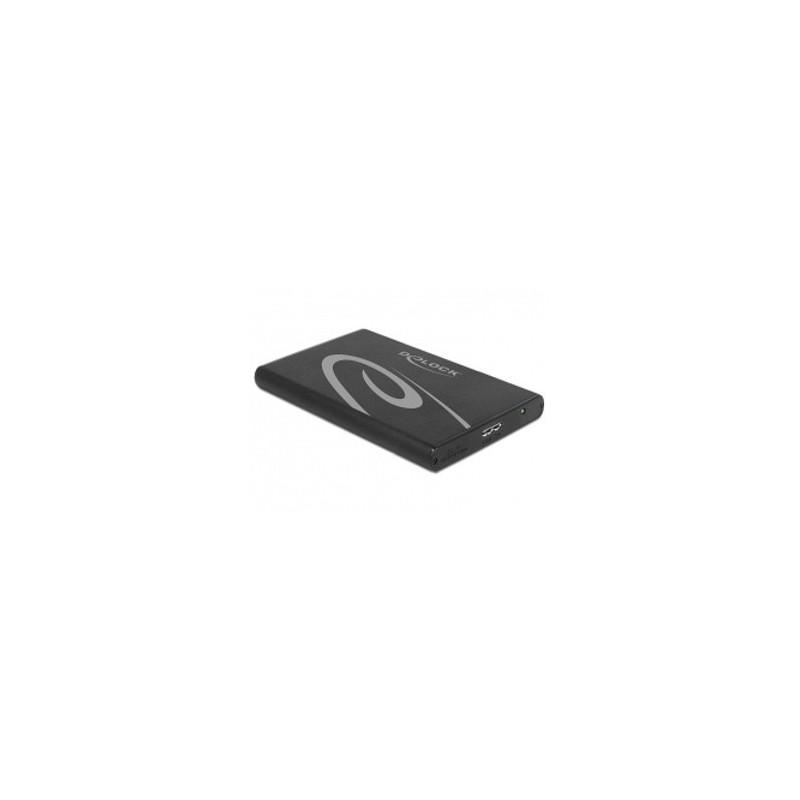 "Delock 2.5"" Externí pouzdro SATA HDD USB 3.0 42537"