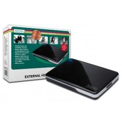 "Digitus 2,5"" SATA Ext. Pouzdro SATA na USB 3.0 ( bezšroubová instalace ) DA-71030"