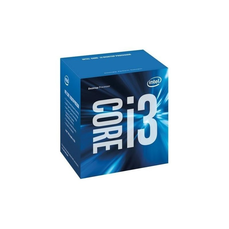 Intel Core i3-6100 processor, 3,70GHz,3MB,LGA1151 BOX, HD Graphics 530 BX80662I36100SR2HG