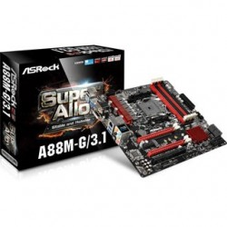 MB ASROCK A88M-G/3.1