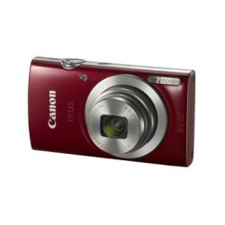 "Canon IXUS 185 RED - 20MP, 8x zoom, 28-224mm, 2,7"", HD video 1809C001"