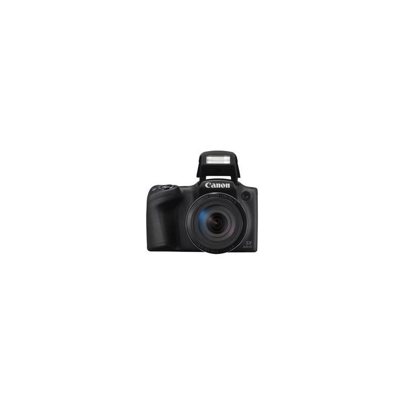 "Canon PowerShot SX430 IS BLACK - 20MP, 45x zoom, 24-1080 mm, 3,0"" 1790C002"