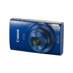 "Canon IXUS 190 BLUE - 20MP, 10x zoom, 24-240mm, 2,7"", HD video, WiFi 1800C001"