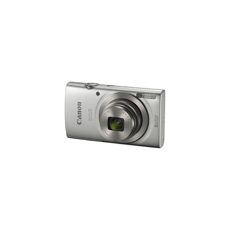 "Canon IXUS 185 SILVER - 20MP, 8x zoom, 28-224mm, 2,7"", HD video 1806C001"