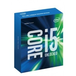 Intel Core i5-6400 processor, 2,70GHz,6MB,LGA1151 BOX, HD Graphics 530 BX80662I56400SR2L7