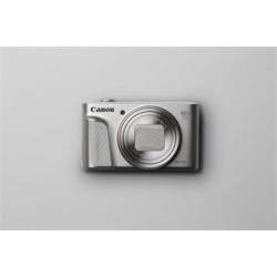 "Canon PowerShot SX730HS, Silver - 20MP, 40x zoom, 24-960mm, 3,0"" 1792C002"
