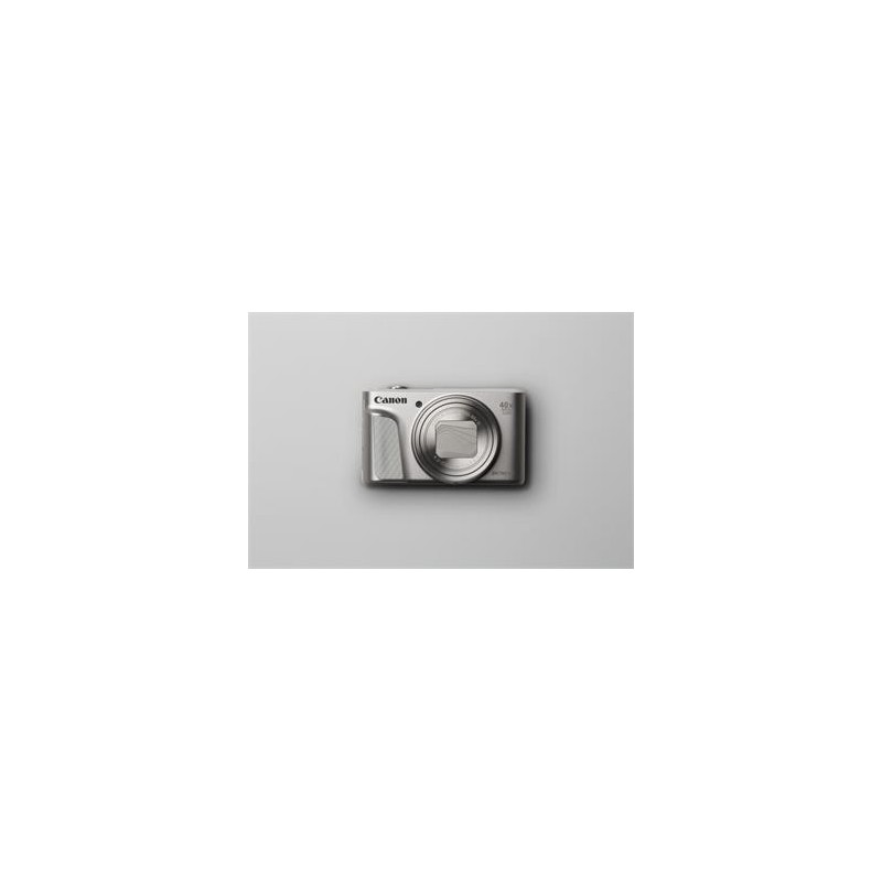 "Canon PowerShot SX730HS, Silver - 20MP, 40x zoom, 24-960mm, 3,0"" 1792C002"