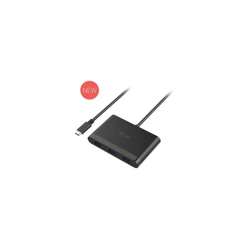 i-Tec USB-C 3.1 HUB 3port + 1x USB-C Power Delivery C31DTPDHUB3