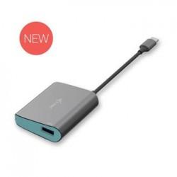 i-Tec USB-C 3.1 Metal HUB 3 Port C31METALHUB