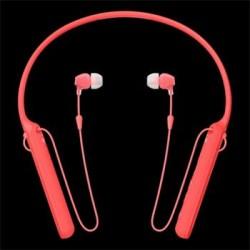 SONY WI-C400R Bezdrátová sluchátka do uší s technologiemi...