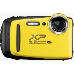 Fujifilm FinePix XP130 - 16,4 MP, 5x zoom - Yellow 16573401