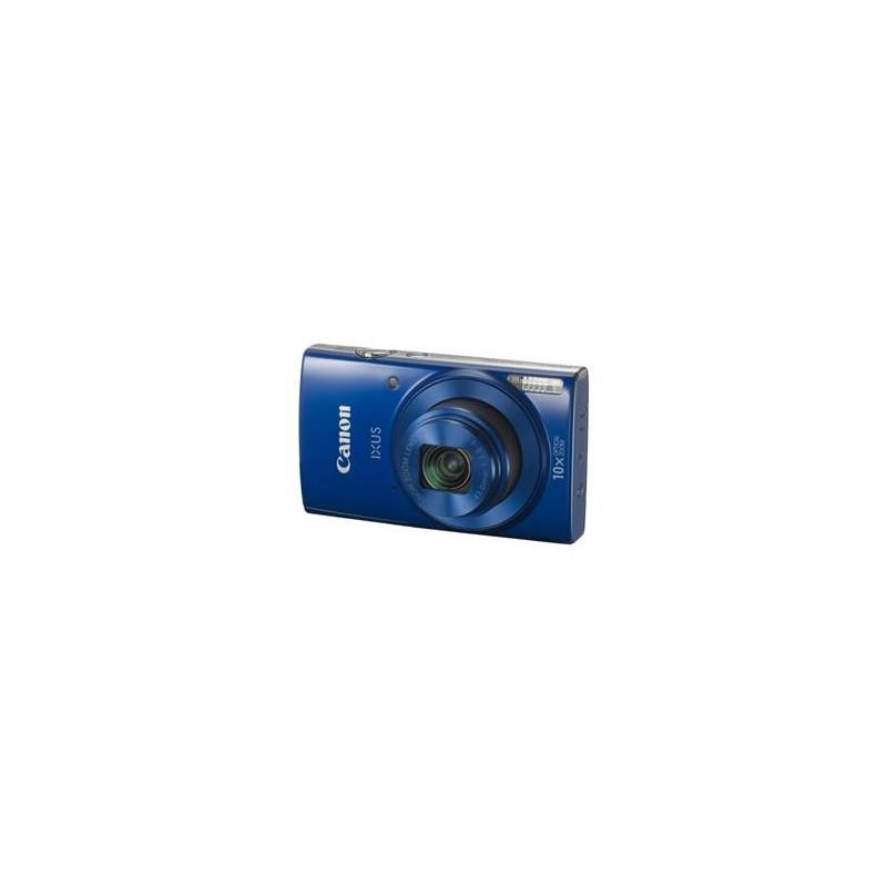 Canon IXUS 190 BLUE, Essential KIT (+neopren.púzdro) 1800C010
