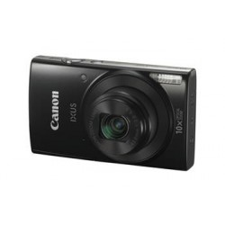 Canon IXUS 190 BLACK , Essential KIT (+neopren.pouzdro) 1794C011