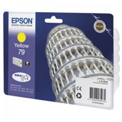 kazeta EPSON WorkForce WF-5620,5690,5190,5000 seria yellow L (800...
