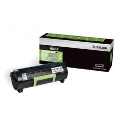 Lexmark MX310,MX410,MX510,MX511,MX611  Black Toner Cartridge 10K...