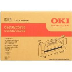 fuser OKI C5650/C5750/C5850/C5950 43853103