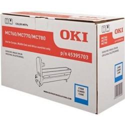 valec OKI MC760/MC770/MC780 cyan 45395703