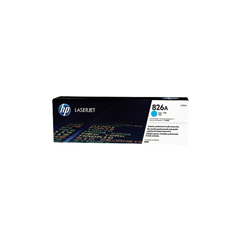 HP Azúrová tonerová kazeta HP826A LaserJet CF311A