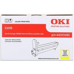 valec OKI C610 yellow 44315105