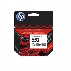 HP 652 Tri-colour Ink Cartridge F6V24AE