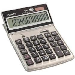 stolová kalkulačka CANON TS-1200TCG, 12 miest, solárne napájanie + batérie 2499B004