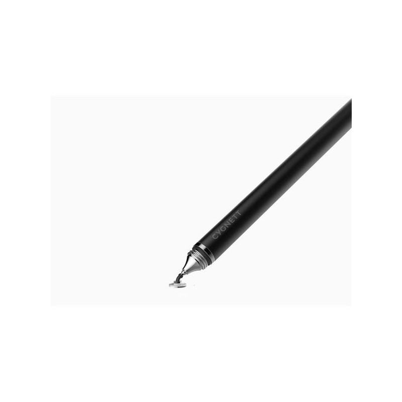 Cyngett Precision Writer 2v1 stylus + guľôčkové pero, čierne CY2022SPGLI