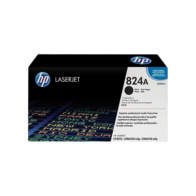 HP Color LaserJet CB384A Black Image Drum