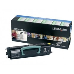 Lexmark X203, X204 Return Program Toner Cartridge 2,5k X203A11G