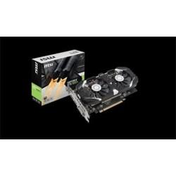 MSI GTX 1050 Ti 4GT OC, 4GB GDDR5, PCIe x16 3.0, DVI-D, HDMI, DP