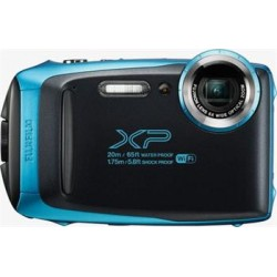 Fujifilm FinePix XP130 - 16,4 MP, 5x zoom - Blue 16573530