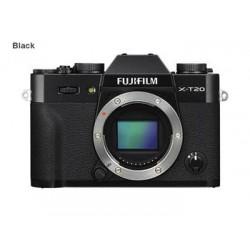 Fujifilm X-T20 tělo - 24,3 MP - Black 16542555