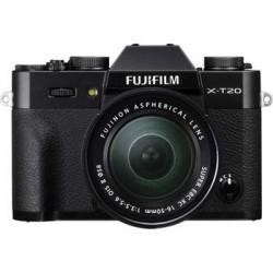 Fujifilm X-T20 + XC 16-50 - Black 16543078