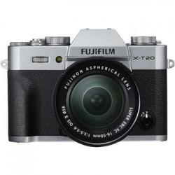 Fujifilm X-T20 + XC 16-50 - Silver 16542945