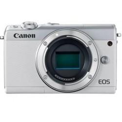 "Canon EOS M100 Body ORION White, bezzrcadlovka , 24 MP, 3,0"", WIFI 2210C002"