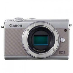 "Canon EOS M100 Body Grey, bezzrcadlovka, 24 MP, 3,0"", WIFI 2211C002"