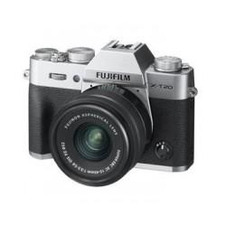 Fujifilm X-T20 + XC15-45- Silver 16584577