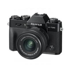Fujifilm X-T20 + XC15-45- Black 16584694