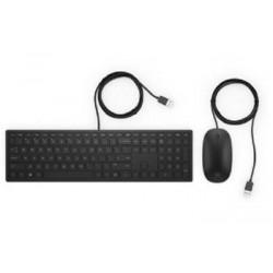 HP  USB klávesnice a myš HP Pavilion 400 CZ 4CE97AA#AKB