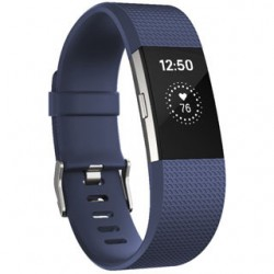FITBIT CHARGE 2 S Blue/Silver FB407SBUS-EU