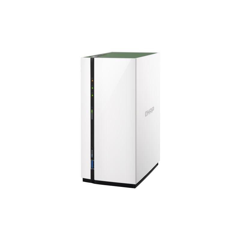 QNAP NAS Server TS-228A 2xHDD