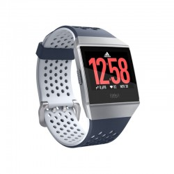 FITBIT Ionic Ink Blue & Ice Gray/Silver Gray FB503WTNV