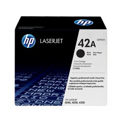 HP Toner Cartridge for HP LaserJet 4250/4350 (10.000) Q5942A