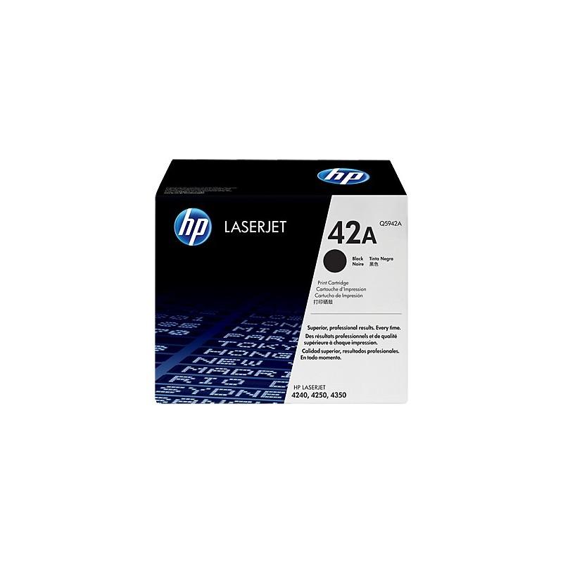 HP Toner Cartridge for HP LaserJet 4250/4350 (10.000) Q5942A