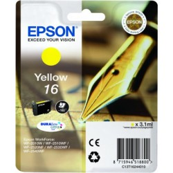 Epson atrament WF-2750 yellow C13T16244012