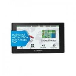 Garmin DriveSmart 50 LMT Lifetime EU - mapy EU + RDS + Smartphone link 010-01539-11