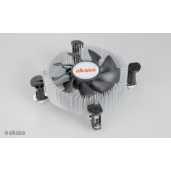 AKASA AK-CCE-7106HP pre LGA 775, 1155 a 1156 (pre mini-ITX a micro-ATX)